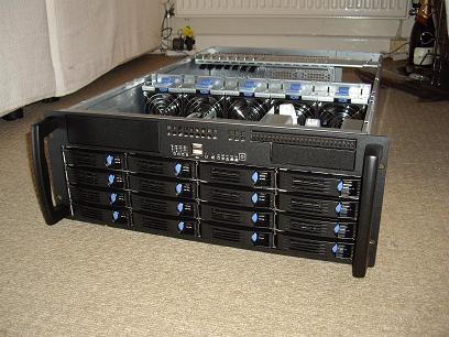 Cenbro 4U server chassis