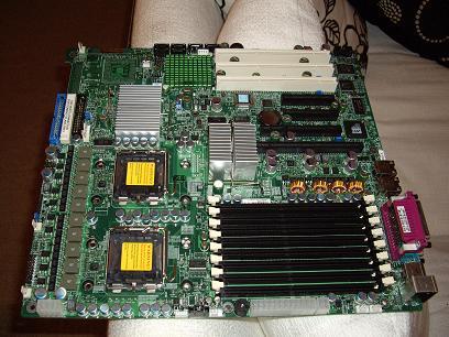 Dual Xeon Motherboard